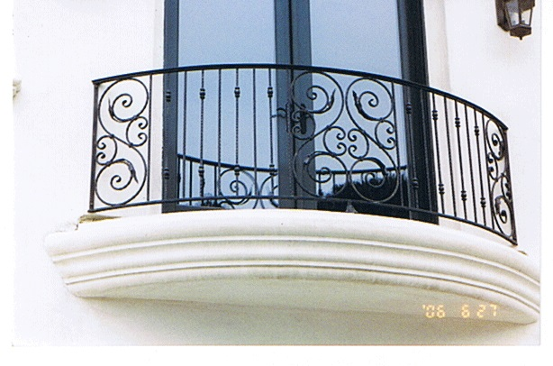 High Quality Balcony Stainless Steel Gl Railing Design
